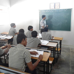 Annual coaching classes for 10 children