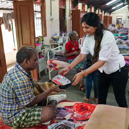 Essentials for an orphanage or old age home